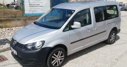 VW CADDY MAXI 2,0TDI 4MOTION 7MIEST